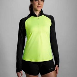 BROOKS - DASH 1/2 ZIP WOMAN